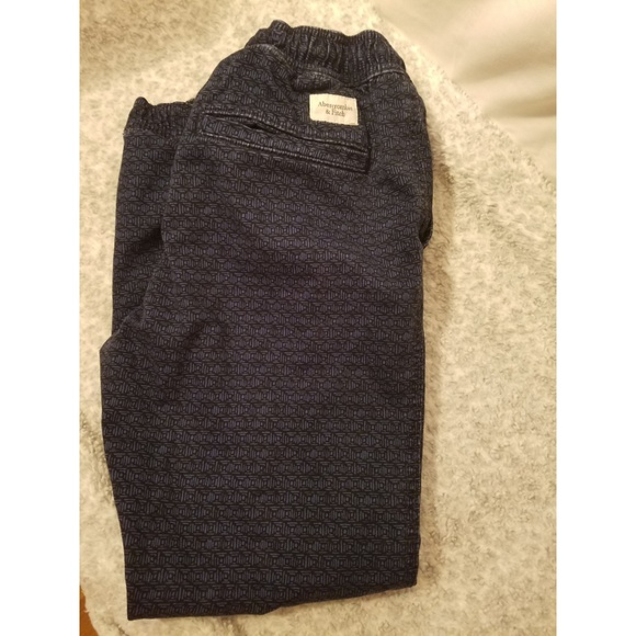 Abercrombie & Fitch Other - MENS ABERCROMBIE & FITCH JEAN JOGGERS SZ MEDIUM